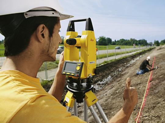 Strumenti e metodi di misura topografici