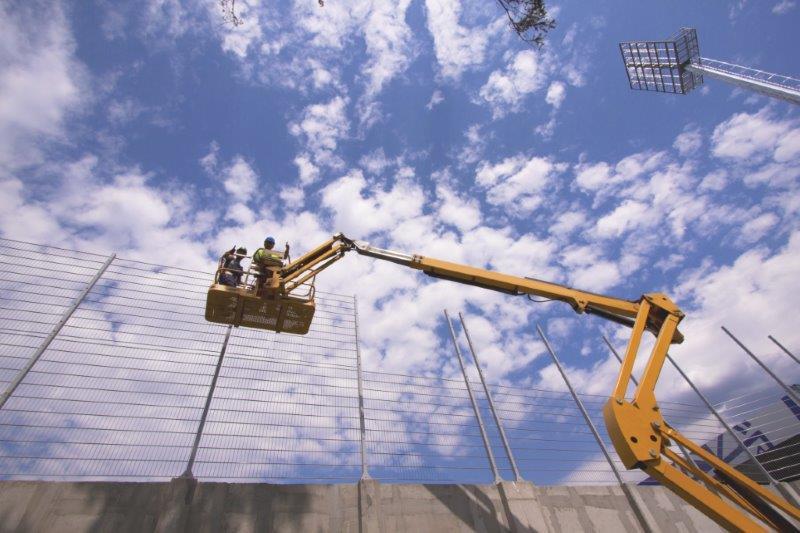 Noleggio di piattaforme aeree: la soluzione più opportuna per lavorazioni in quota