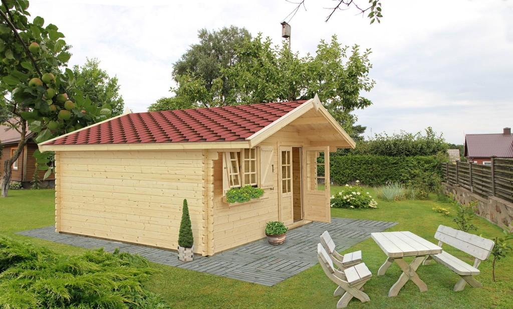 , Case da giardino: caratteristiche e costi
