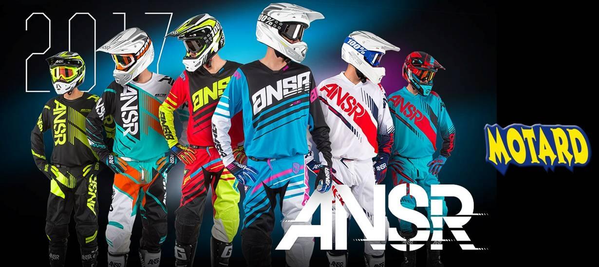 Abbigliamento motocross FOX