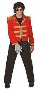 ricerca rapida di vestiti e costumi di Carnevale per adulti da Michael JAckson