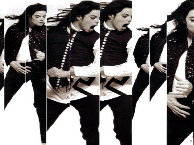 Vestirsi come Michael Jackson a Carnevale