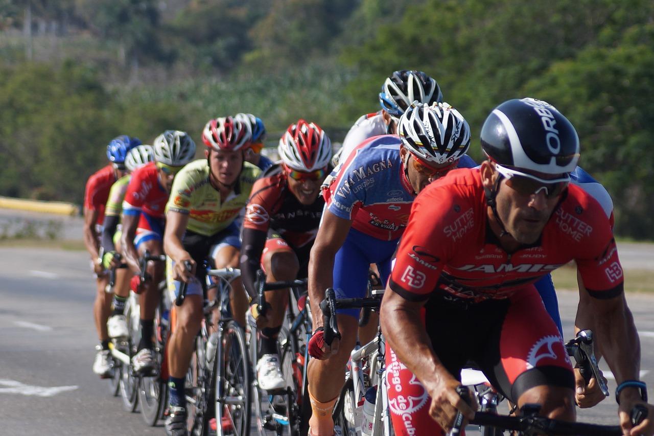 I ciclisti e la protezione delle loro gambe