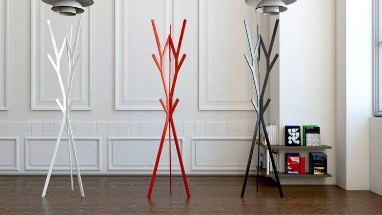 Attaccapanni moderni in vendita online promo sedia ergonomica