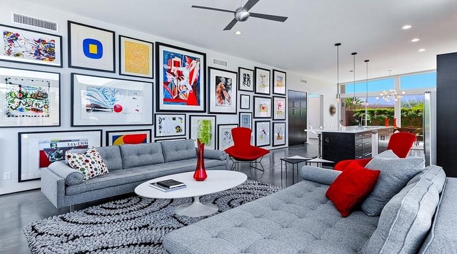 Come scegliere i quadri per le pareti di casa