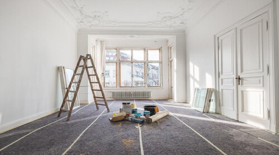 Quale stucco bisogna scegliere per preparare una parete prima di imbiancare