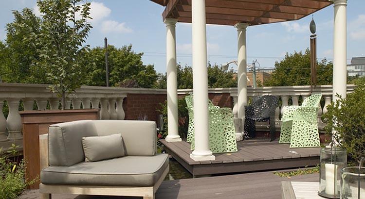 Terrazza di Design come arredare la propria terrazza con un tocco di eleganza