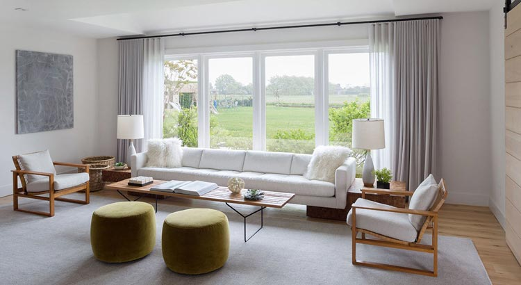 Come ricavare più spazio in soggiorno: i consigli dell'esperto