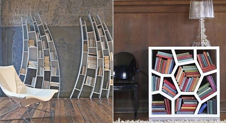 Librerie di design tendenze 2020