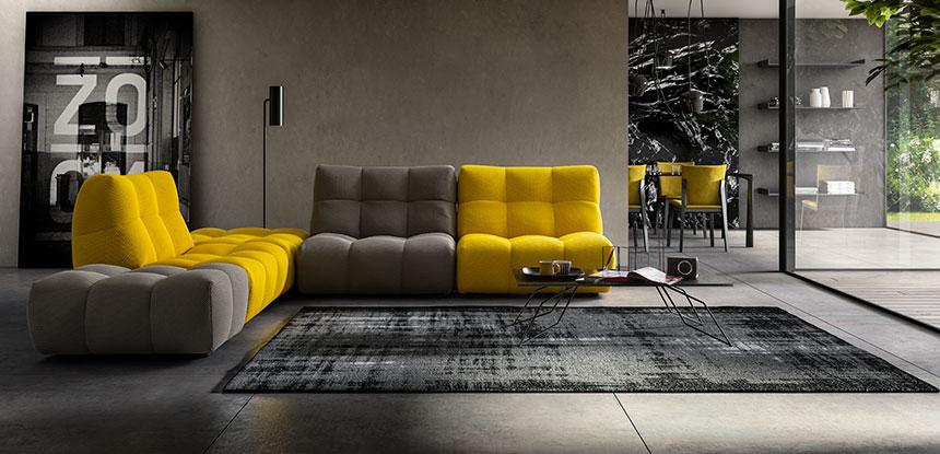I modelli di divano Dondi salotti che fanno design